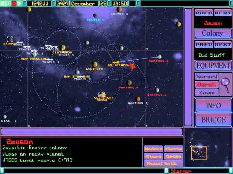 Let's Play - Imperium Galactica - 20 - Planet Taken |