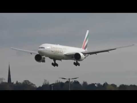 A Day Spotting At Birmingham Airport! 28th October 2017!