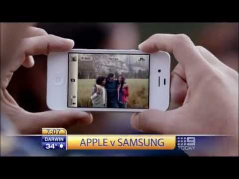 Sam Macedone - Apple Vs Samsung