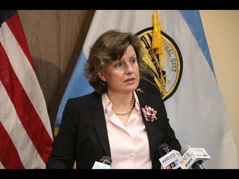 Mayor Miner Press Availability 2-13-2017