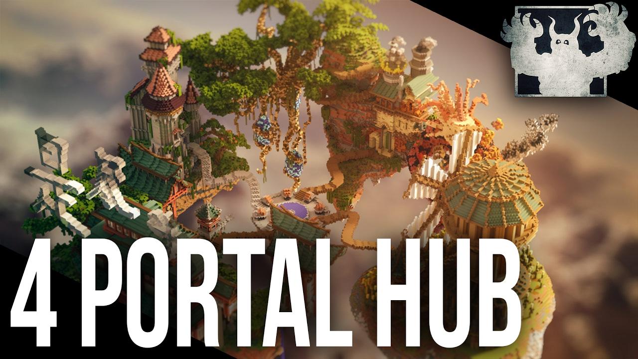 4 portal hub chunkfactory