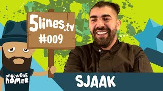 5LINES.tv #009 SJAAK over o.a. HEF, ALI-B en APPA