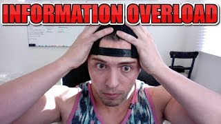 Day In The Life How To Overcome Information Overload & TAKE ACTION!