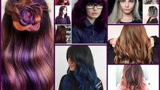 Amazing Hair Color Trends And Hair Color Ideas