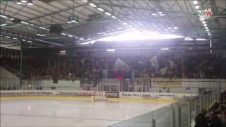 Testspiel Krefeld Pinguine - EC Bad Nauheim 8:2