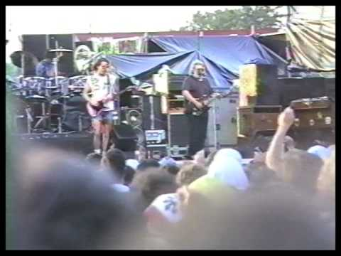 Grateful Dead Oxford Plains Speedway, Oxford, ME on 7/3/88 Partial 1st Set and Complete 2nd Set