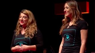 Sniffing Out Cancer | Pina De Rosa & Adriana LaCorte | TEDxWilmington