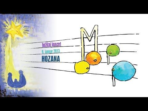 MPP Božični koncert 2012 - Hozana