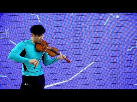 Frank Yang Violin Solo @ SEOUL KOREA Metro Station