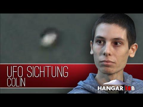 UFO Sichtung | Colin (Zürich)