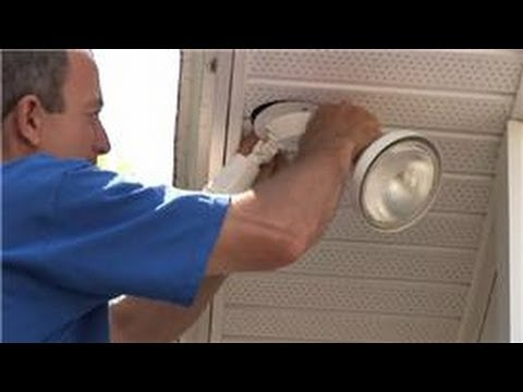 Lighting Fixtures How To Install Exterior Security Lights
