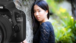 Canon EOS 100D full review - entry DLSR photo shoot example