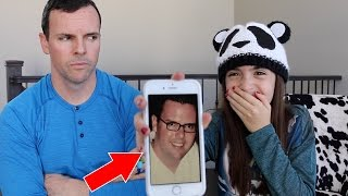 DAUGHTER ROASTS DAD CHALLENGE