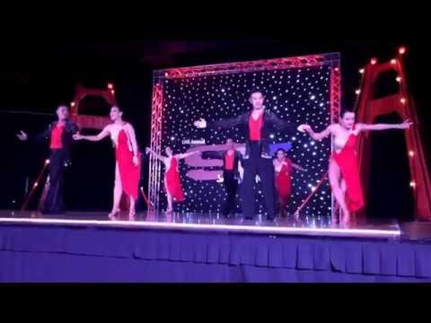 Just Couture at SF Salsa Congress 2014