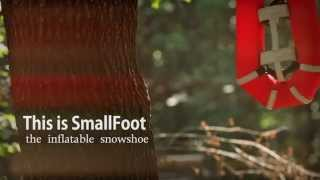 Small Foot: The Inflatable Snowshoes vs Kaya the sharp tooth. Thumbnail