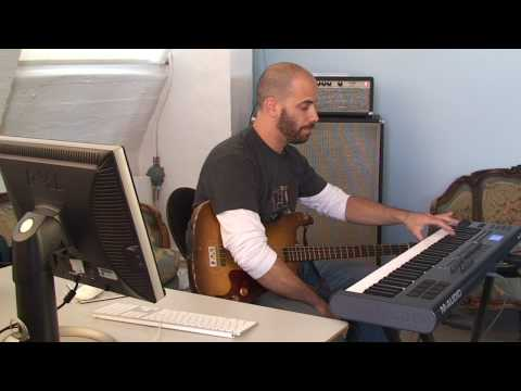 Reason Electric Bass tutorial with Mocean Worker