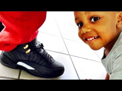 Mall Vlog With Baby Cay Space Jam 11 Sitting