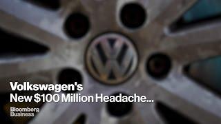 Doctored Diesels Land VW a $100 Million Law Suit