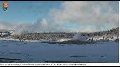 Old Faithful Live-streaming Webcam - Yellowstone Nationalpark