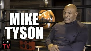 Mike Tyson on Why He Got Angry at TK Kirkland After Saying He Hated Himself (Part 28)