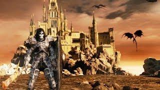 DARK SOULS 2 - Enfrentando um Dragão!!! / Soul Level 147 (Dark Souls II)