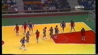 1980 Olympics Italy vs Cuba (last minutes)