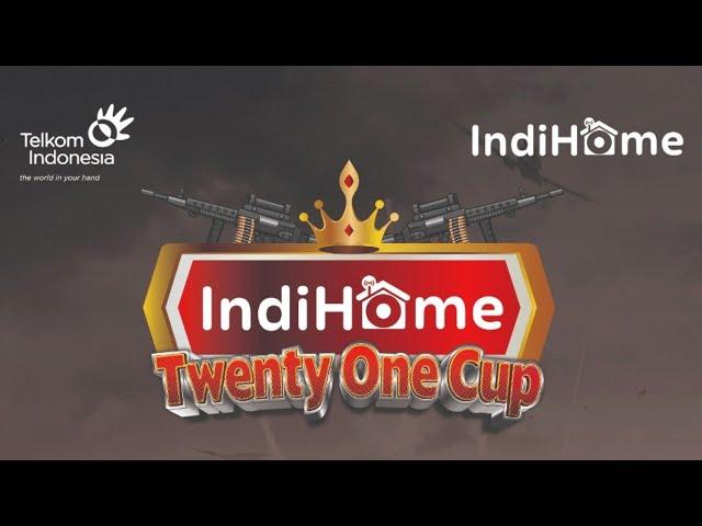Indihome Twenty One Cup FF Final