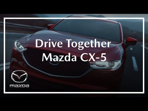 2019 Mazda CX-5: Drive Together television commercial