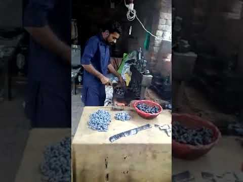 Oil seal manufacturing