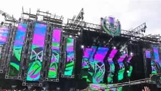 【ULTRA JAPAN 2018】中田ヤスタカ play Perfume - if you wanna【ウルトラジャパン2018】
