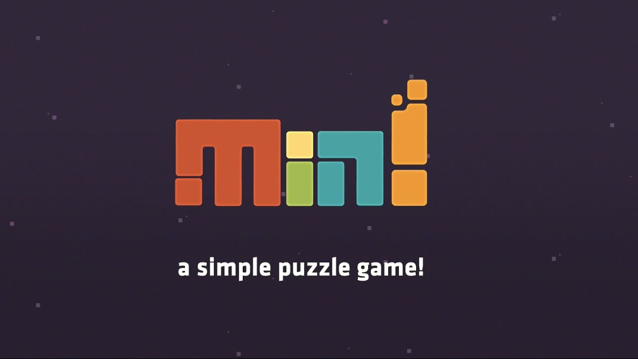 min  A simple puzzle game on iOS   YouTube A simple puzzle game on iOS