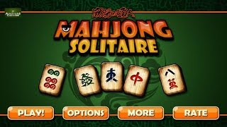 Mahjong Solitaire Preview HD 720p
