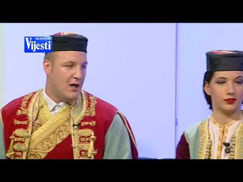 BOJE JUTRA Folklorni ansambl Danilovgrad
