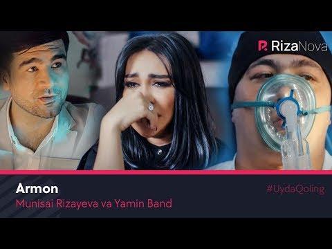 Munisa Rizayeva va Yamin Band - Armon | Муниса ва Ямин Бэнд - Армон #UydaQoling