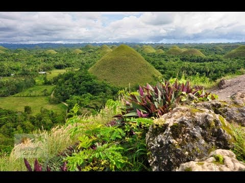 Tour Bohol Philippines - See the tourist attractions of Boho
