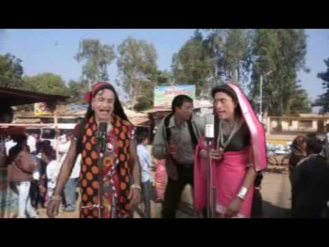ADIVASI Lok Kalamanch- राणी दिवाली गावं दिवाली Song - Pravin Valvi