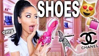 SHOE SHOPPING SPREE!