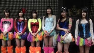 【2017年2月19日】仮面女子カフェ2部公演で猪狩ともか(25)のスチー...