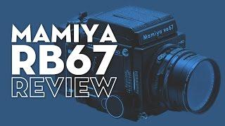 Mamiya RB67 Medium Format Film Camera Review