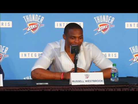 Russell Westbrook On Kevin Durant's Warriors Move: