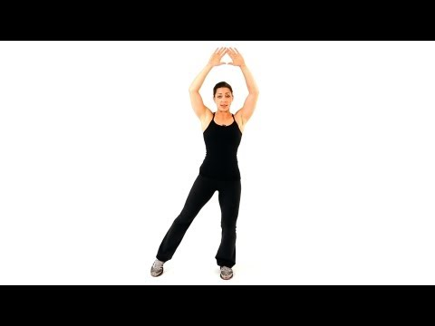 How to Do a Jumping Jack w/ Front Kick | Boot Camp Workout
