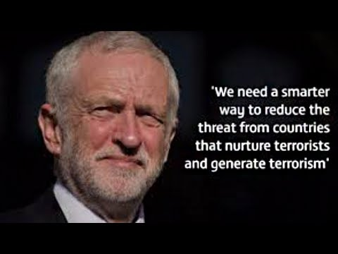 Corbyn: War on Terror is not Working - We Need a New Solution