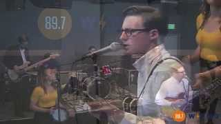"Nick Waterhouse - ""Say I Wanna Know"" live at 89.7 WTMD"