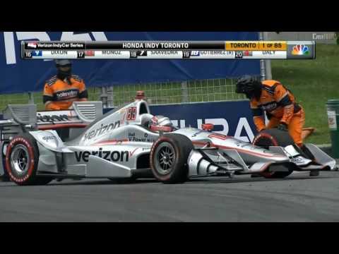 2017 Indycar Toronto GP 16/7