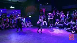 Siberian dancehall contest - Judge - DHQ FRAULES (Sibprokach 2016)