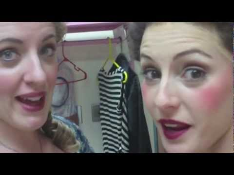 Backstage at 1776: The Ladies of 1776