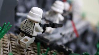 LEGO Star Wars DEUTSCH Imperiale Basis auf Lothal (MOC)
