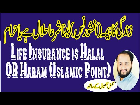 Life Insurance Halal or Haram in Islam_Islamic Point of View About Insurance