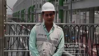 #CONOCER reconoce a la gente con vocación, Luis García-Superintendente de obra electromecánica