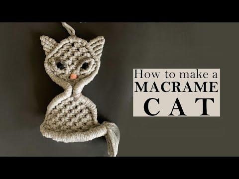 diy-macrame-cat.-macrame-toys,-macrame-wall-hanging-tutorial
